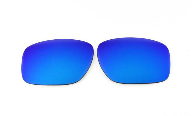 25a3d89e4c9 NEW POLARIZED ICE BLUE REPLACEMENT LENS FOR OAKLEY MAINLINK SUNGLASSES